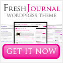 Fresh Journal WordPress Theme