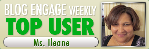 Blog Engage Weekly Top User